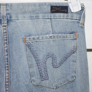 Citizens of humanity Danaway womens jeans sz 27 L